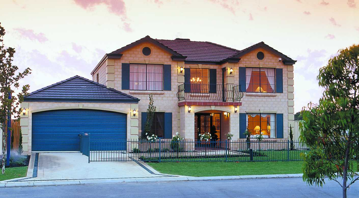 Two storey home builder perth luxury new home design for Double storey home designs perth