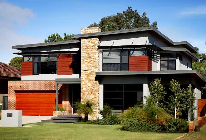Luxury Two Storey Home Design Perth