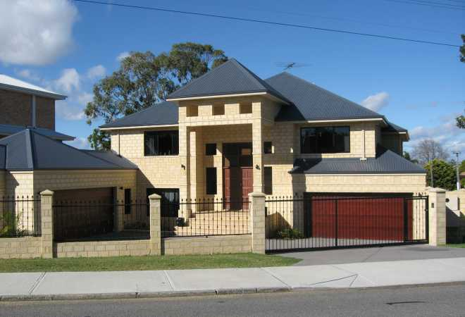New Luxury Two Storey Home Perth