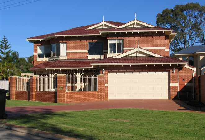Two Storey Luxury Home Perth – Small Block New Home