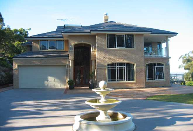 Luxury Double Storey Home Designers Perth