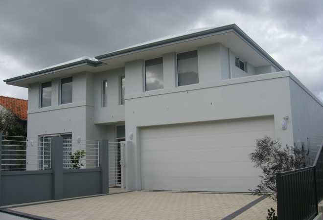 Narrow Block New Home Designers Perth - Custom Double Storey Homes