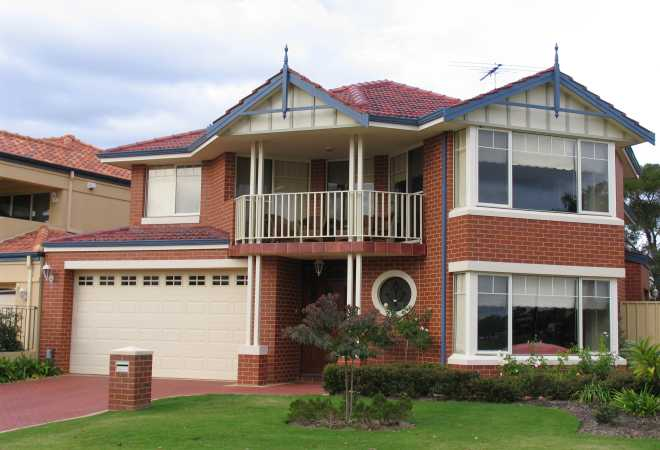 Narrow Lot & Two Storey New Home Design Perth