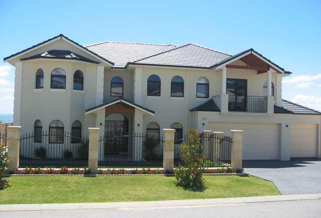 Custom Designed New Home Perth