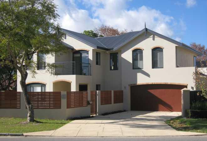 Luxury Double Storey New Home Perth