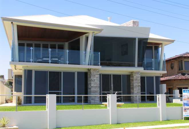 Luxury New Three Level Home Perth