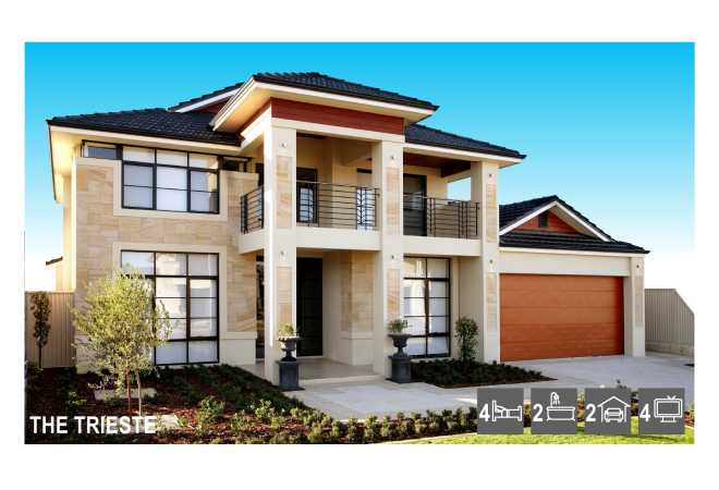 New Luxury Display Home Designers Perth – Double Storey & Narrow Lot Homes